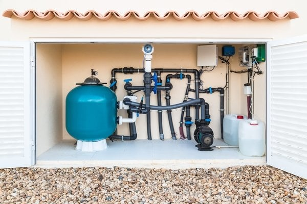 How A Pool Pump and Filter Works to Keep Your Pool Clean - Inland Empire  Pool Builders